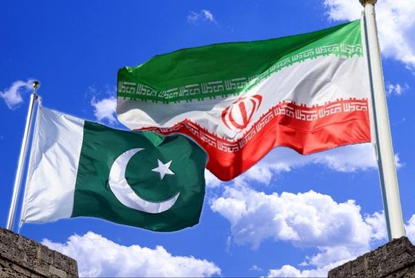 پرچم+ایران+و+پاکستان