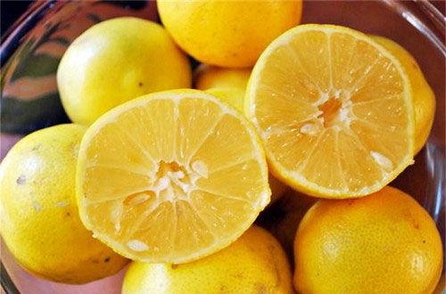 لیمو+شیرین